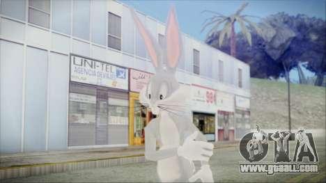 Bugs Bunny for GTA San Andreas