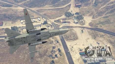 GTA 5 SU-24M ninth screenshot