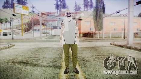 GTA Online Skin 2 for GTA San Andreas second screenshot