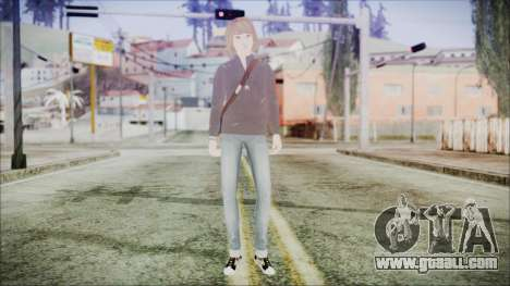 Life is Strange Episode 5-3 Max for GTA San Andreas second screenshot