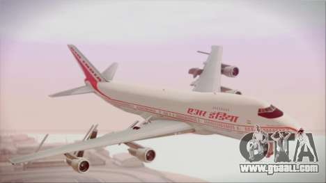 Boeing 747-237Bs Air India Chandragupta for GTA San Andreas