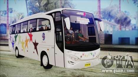 Starbus 34XM for GTA San Andreas
