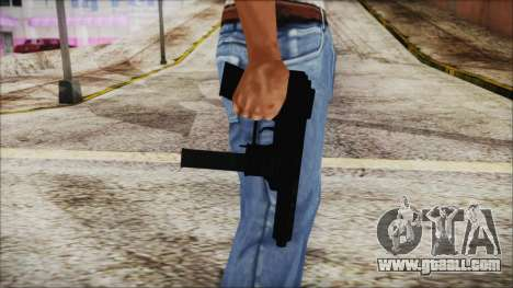 TEC-9 Multicam for GTA San Andreas third screenshot