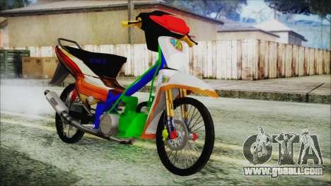 Supra X for GTA San Andreas