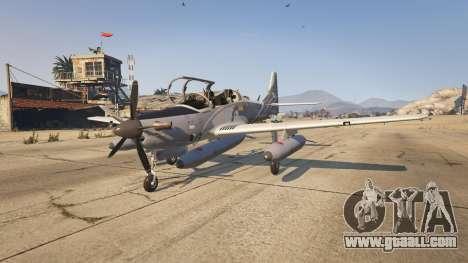 GTA 5 Embraer A-29B Super Tucano House second screenshot