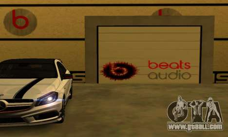 Monster Beats Studio by 7 Pack for GTA San Andreas fifth screenshot