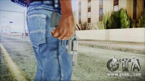 Snub Nose for GTA San Andreas third screenshot
