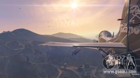 GTA 5 Embraer A-29B Super Tucano House tenth screenshot