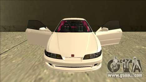 Honda Integra Drift for GTA San Andreas upper view