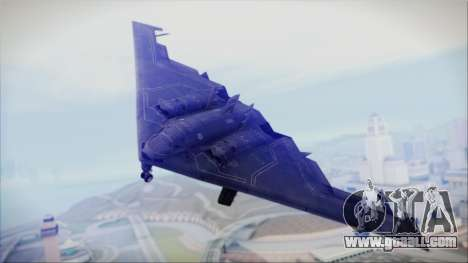 B-2A Spirit Stealth Bomber for GTA San Andreas