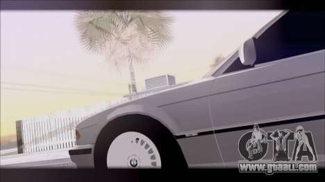 BMW 7-er E38 for GTA San Andreas right view