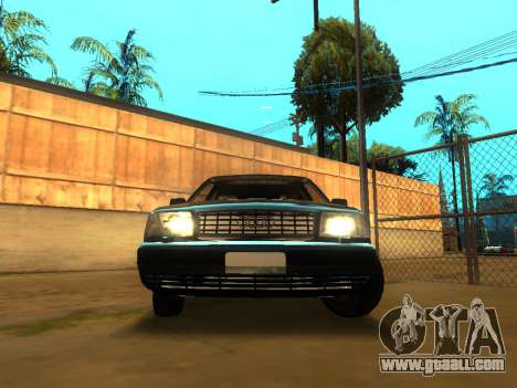 Audi 100 C4 1994 for GTA San Andreas left view