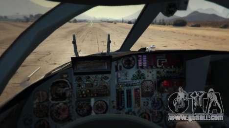 GTA 5 SU-24M fifth screenshot