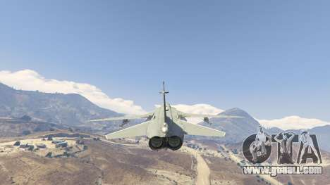 GTA 5 SU-24M sixth screenshot
