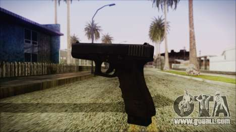 PayDay 2 Chimano 88 for GTA San Andreas second screenshot