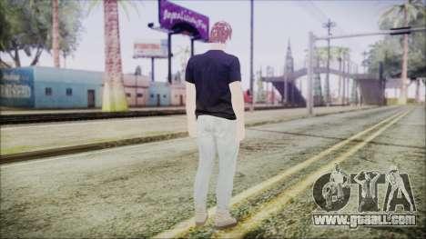 GTA Online Skin 43 for GTA San Andreas third screenshot