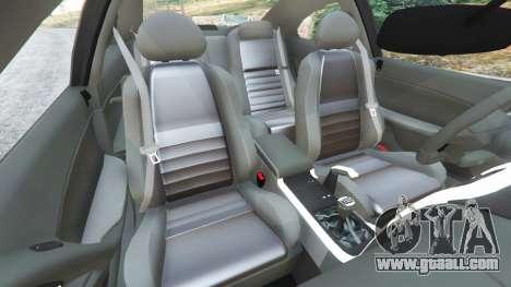 Holden Monaro CV8-R 2005 for GTA 5