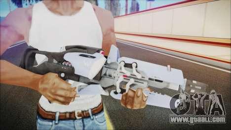 Widowmaker - Overwatch Sniper Rifle for GTA San Andreas third screenshot