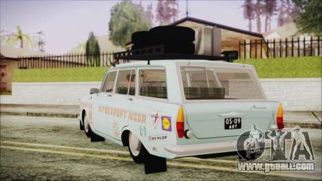 Moskvich 427 Rally v0.5 for GTA San Andreas left view
