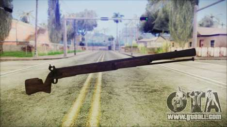 GTA 5 Musket - Misterix 4 Weapons for GTA San Andreas