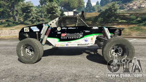 GTA 5 Ickler Jimco Buggy [Beta] left side view