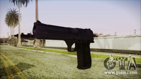PayDay 2 Deagle for GTA San Andreas second screenshot