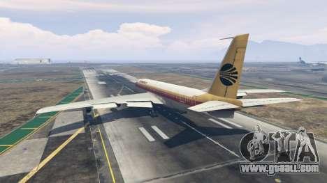 Boeing 707-300 for GTA 5