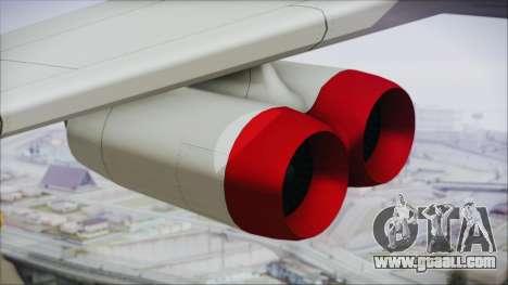 GTA 5 Cargo Plane for GTA San Andreas right view