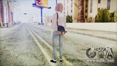 Life is Strange Episode 1 Max for GTA San Andreas third screenshot