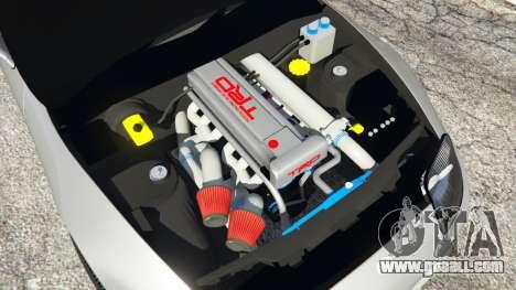 GTA 5 Toyota Supra JZA80 v1.1 rear right side view