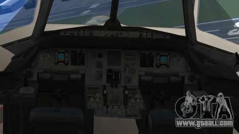 Airbus A320-200 TAM Airlines Oneworld for GTA San Andreas right view