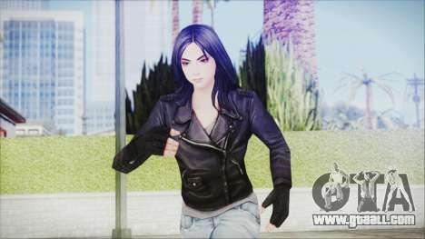 Marvel Future Fight Jessica Jones v1 for GTA San Andreas