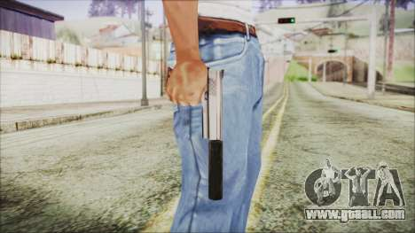 Wildey Magnum for GTA San Andreas third screenshot
