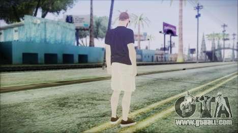 GTA Online Skin 4 for GTA San Andreas third screenshot