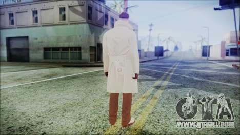 GTA Online Skin 9 for GTA San Andreas third screenshot