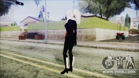 Diegos Cat for GTA San Andreas third screenshot