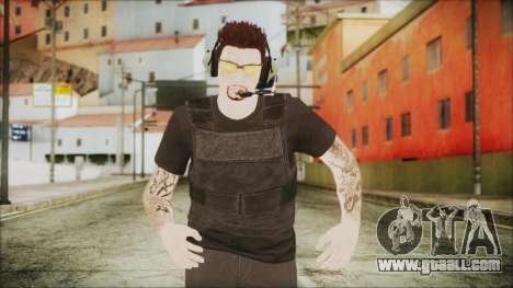 GTA Online Skin 19 for GTA San Andreas