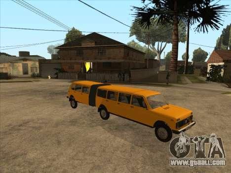 VAZ 2131 Hyper for GTA San Andreas left view
