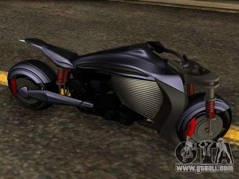 Krol Taurus concept HD ADOM v2.0 for GTA San Andreas left view