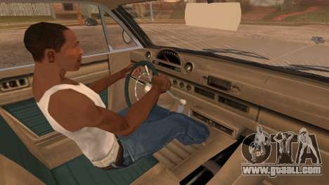 GTA 5 Declasse Clean Voodoo IVF for GTA San Andreas right view