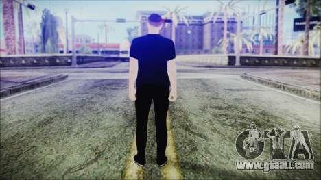 GTA Online Skin 24 for GTA San Andreas third screenshot