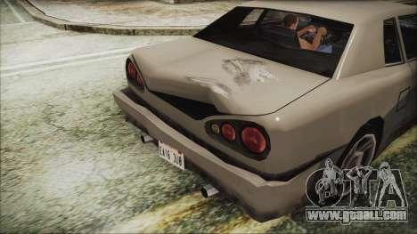 New file Vehicle.txd for GTA San Andreas forth screenshot