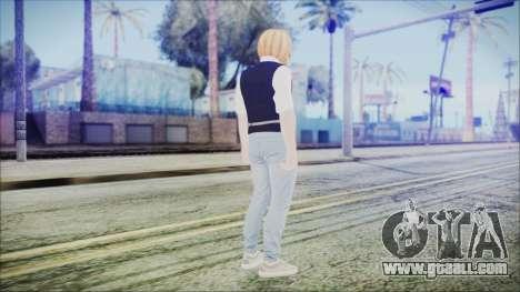 GTA Online Skin 33 for GTA San Andreas third screenshot