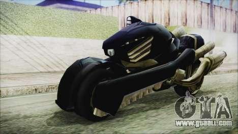 FF7AC Bike for GTA San Andreas