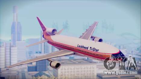Lockheed L-1011 TriStar Prototype for GTA San Andreas