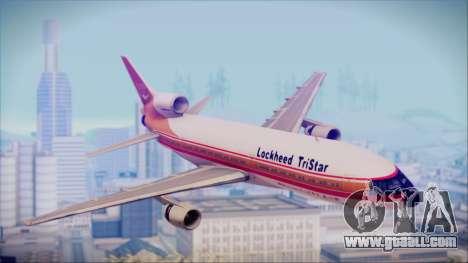 Lockheed L-1011 TriStar Prototype for GTA San Andreas