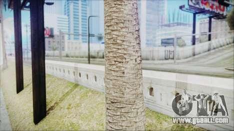 GTA 5 Vegetation [W.I.P] - Palms for GTA San Andreas second screenshot
