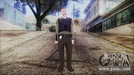 GTA 5 Ammu-Nation Seller 2 for GTA San Andreas second screenshot
