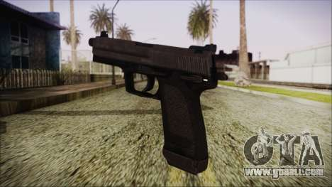 PayDay 2 Interceptor .45 for GTA San Andreas second screenshot