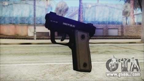 GTA 5 SNS Pistol v3 - Misterix Weapons for GTA San Andreas